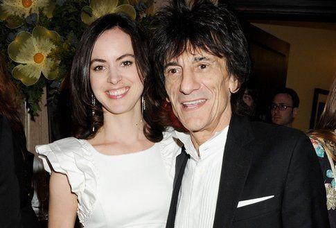 Ronnie e Sally -foto Rollingstone.com