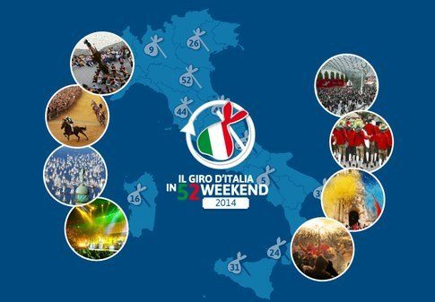 Giro d'Italia in 52 weekend