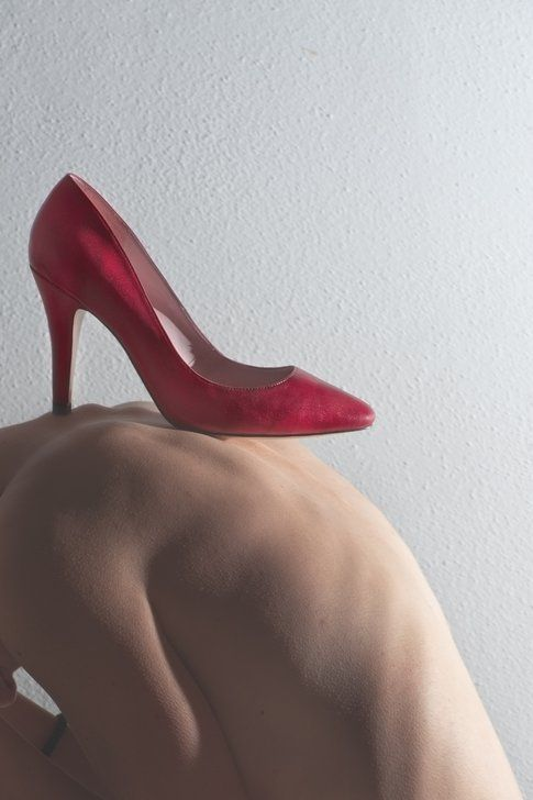 Wear red shoes against feminicide - foto di Silvia Pasquetto, concessa ufficio stampa ufficiale evento