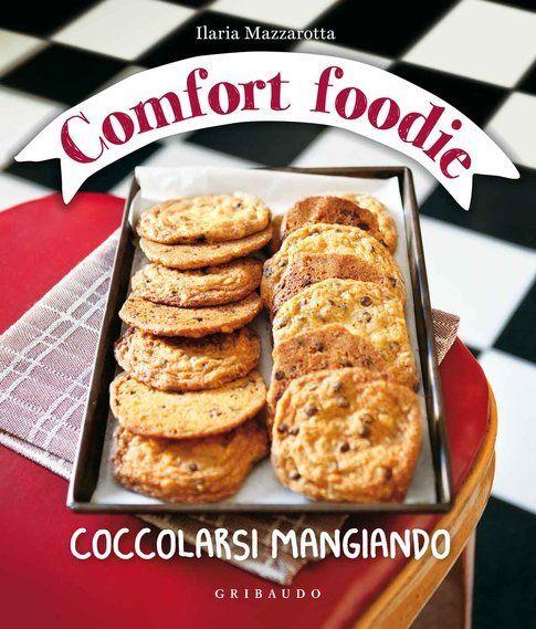 La copertina del libro, Comfort Foodie
