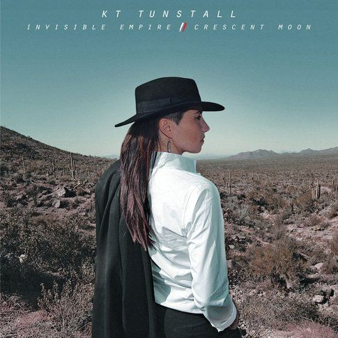 cover di Invisbile Empire - Crescent Moon - KT Tunstall