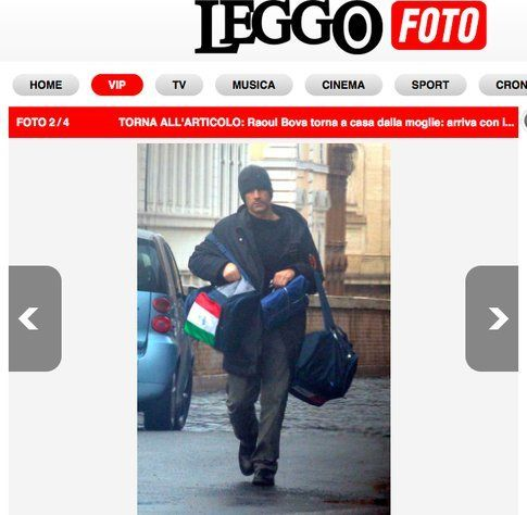 Foto Olycom per Leggo.it