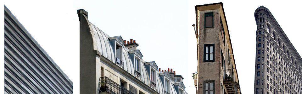 Scherzi necessari dell'architettura: gli edifici sottili