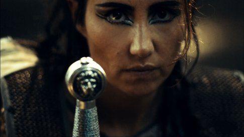 Un frame dal video di Invisible Empire - foto KTTunstall.com