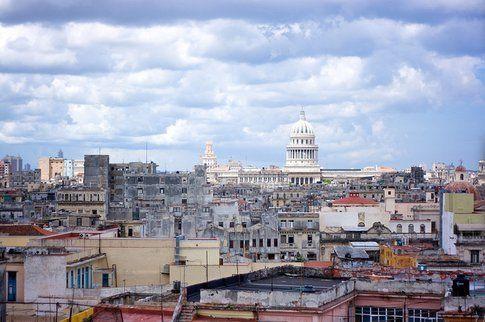 Vista de L'Avana - Foto di Simona Forti