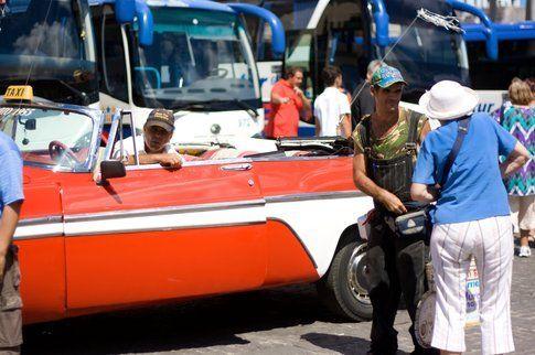 Taxi Cubani - Foto di Simona Forti