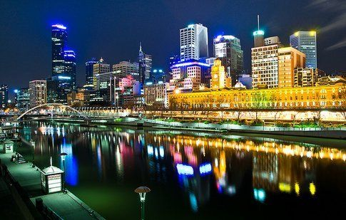 Australia - Foto: linh_rOm via Flickr
