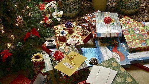 Pacchi regalo, fonte pinterest