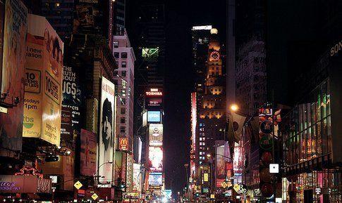 Capodanno a Times Square - Foto Andrewcparnell via Flickr