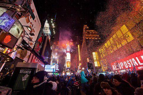 Capodanno a Times Square - Foto Anthony Quintano via Flickr