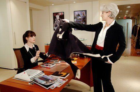 Una scena de Il diavolo veste Prada - foto da movieplayer.it