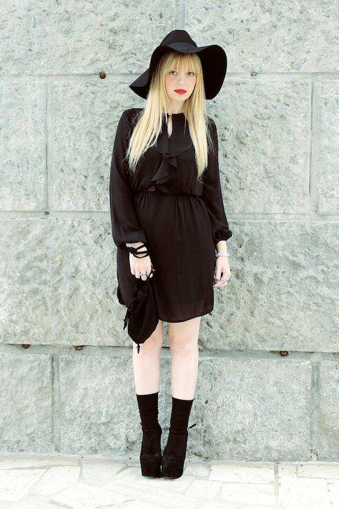 L'outfit di Dressing & Toppings: Bigoconosciamola!
