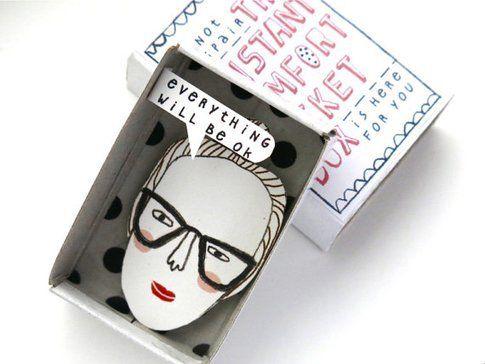 Kim Welling Instant Comfort Pocket Box