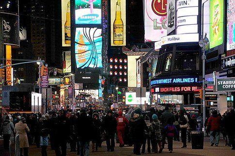 Capodanno a New York - Foto Susan Serra