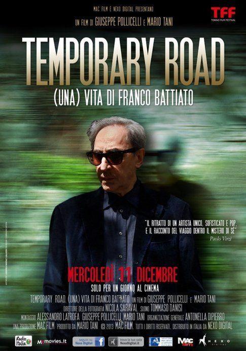 Locandina di Temporary Road - foto da movieplayer.it