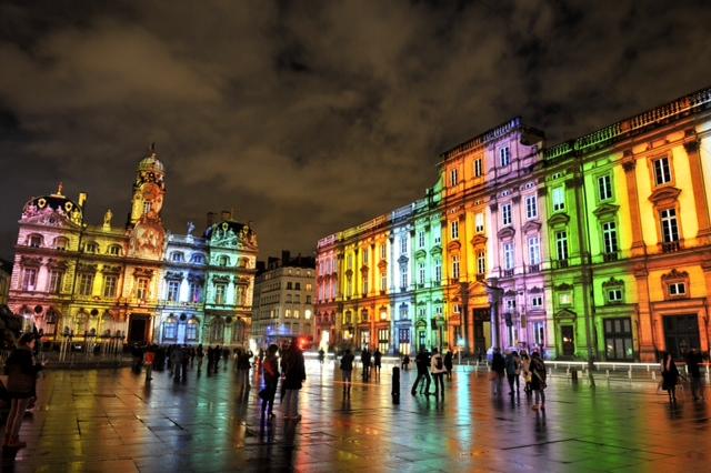 Weekend dell'Immacolata: il Festival delle Luci a Lione