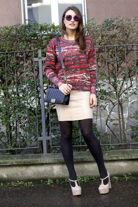 Come indossare una felpa in un look elegante: il mio outfit della settimana!