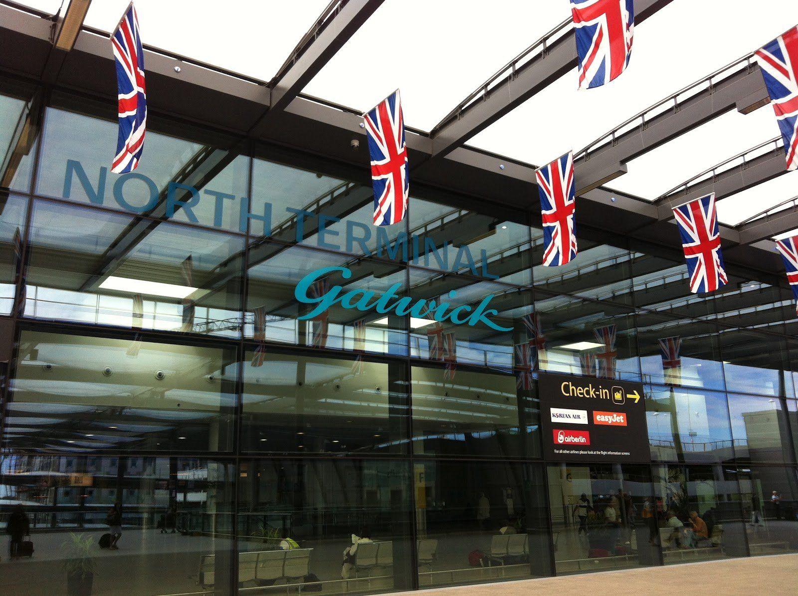Come arrivare dall'aeroporto Gatwick a Londra