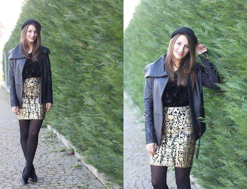 Outfit per Capodanno, i look di Carlotta!