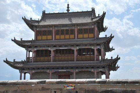 Dispatchwork. La grande muraglia, Cina