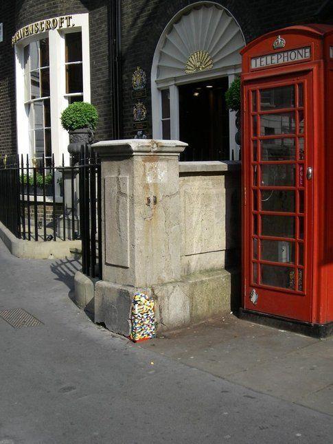 Dispatchwork. Londra