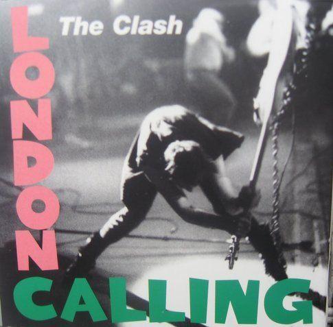 cover di London Calling