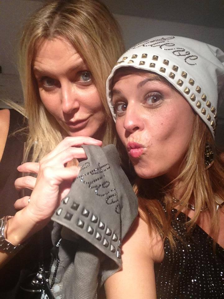 Marian Bronco e la Fashion Blogger Cristina Lodi