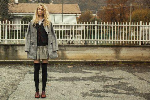L'outfit di Arianna Reggio: Bigoconosciamola!