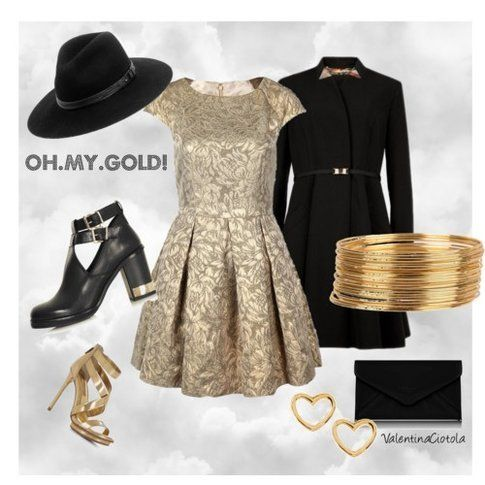 Idee outfit inverno aw2014