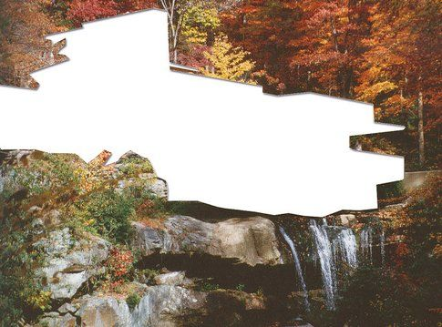 Fallingwater, Pennsylvania. Frank Lloyd Wright