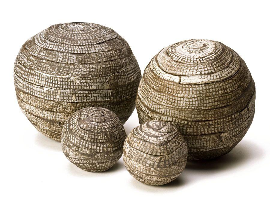 Le ceramiche di Brenda Holzke