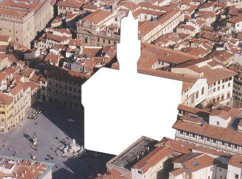 Palazzo Vecchio, Firenze. Arnolfo di Cambio and Michelozzo di Bartolomeo