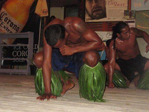 danza fiji