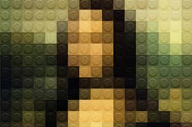 L'arte dei LEGO di Marco Sodano
