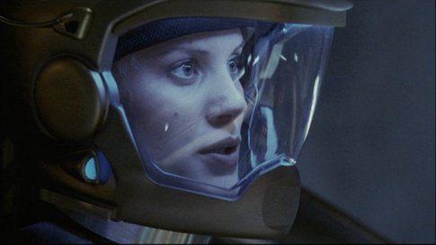 Katee Sackoff in una scena di Battlestar Galattica - foto Movieplayer.it