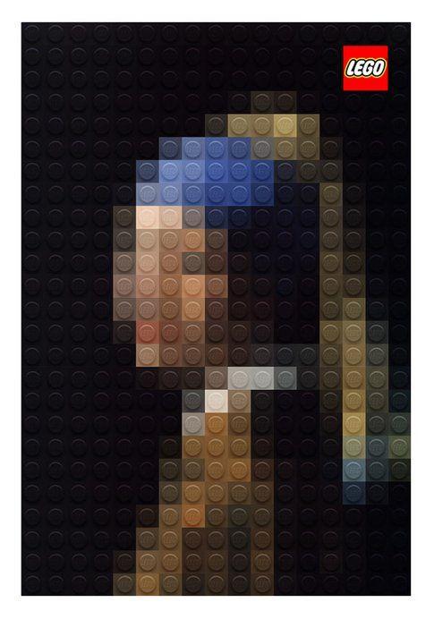 Ragazza con l'orecchino di perla - Marco Sodano