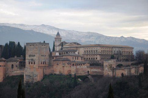 Alhambra vista dal Mirador San Nicolas