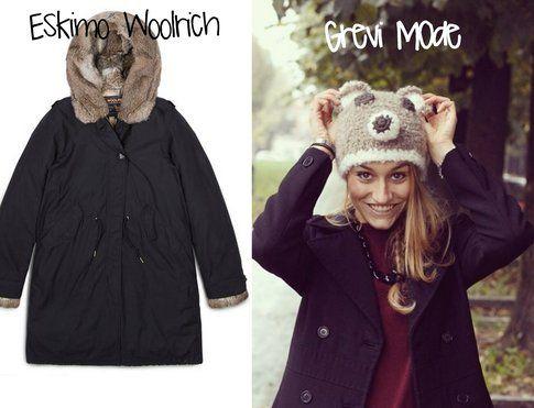 Valigia per la Settimana Bianca: Parka Woolrich, Cappello Grevi Mode