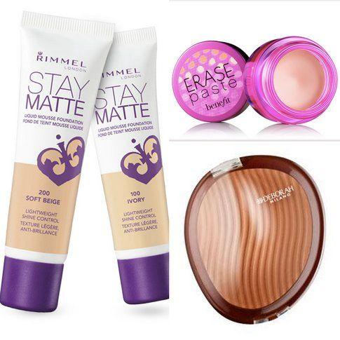 Make-Up Low Cost: ricrea la tua pochette trucchi con meno di 60€ ( BB Cream Rimmel London, Correttore Benefit, Terra Deborah)