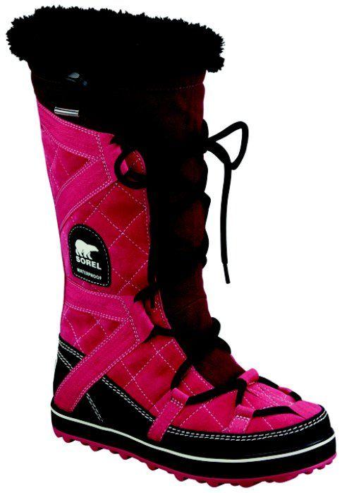 Valigia per la Settimana Bianca:Sorel Boots