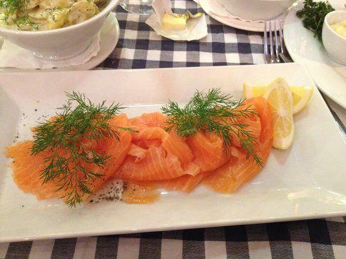 Pranzo a Stoccolma - Foto di Simona Forti
