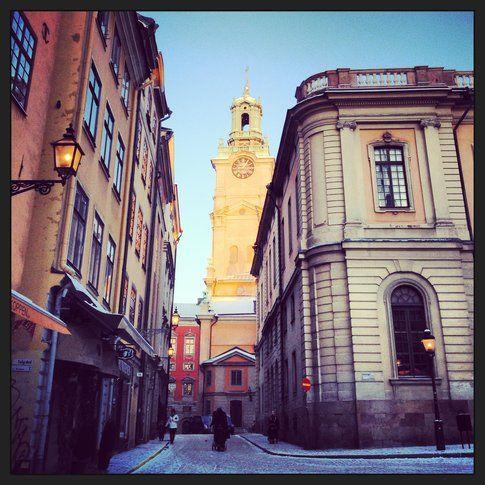 Centro di Stoccolma - Foto di Simona Forti