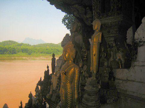 grotte del Buddha