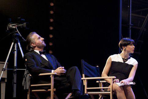 """Immagine di scena di """"Cinecittà"""" - foto di Angelo Redaelli - da ufficio stampa Bags Entertainment"""