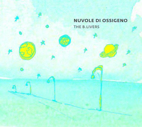 Copertina del cd Nuvole d'ossigeno -  immagine da Ufficio Stampa Magica Cleme