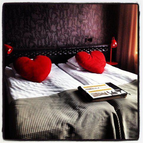 La mia camera allo Scandic Hotel Paasi - Foto di Simona Forti