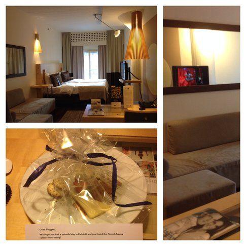 La mia camera, superior class, al Radisson Blu Seaside Hotel - Foto di Simona Forti