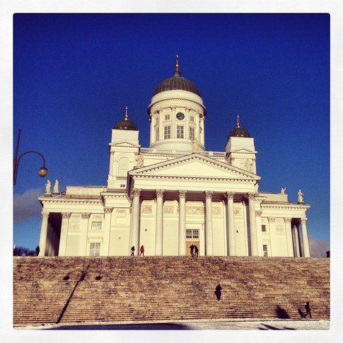 Cattedrale di Helsinki - Foto di Simona Forti