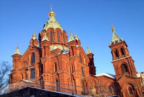 Cattedrale Uspenski - Foto di Simona Forti