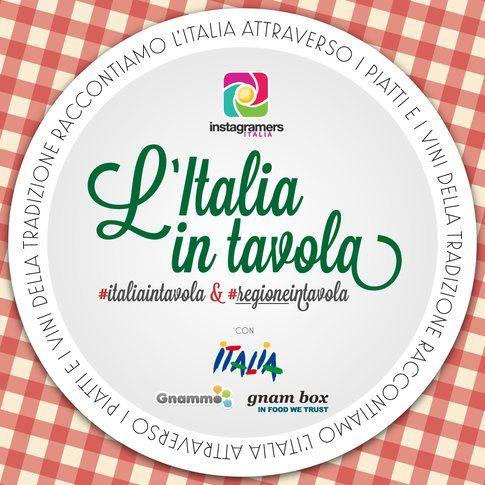 Il logo del contest di cucina Italia in tavola